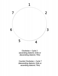 Cycle Wheel 2 and 7