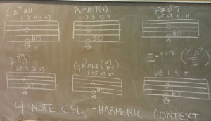 4 Note Cell