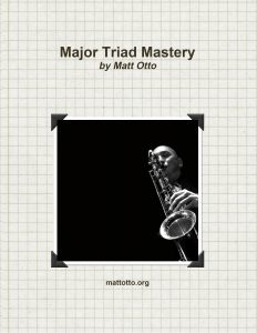 Major Triad Mastery